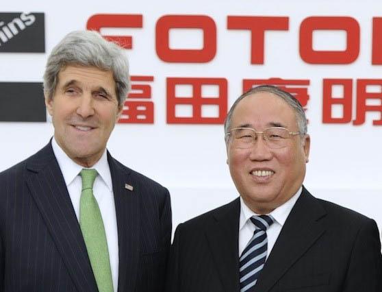 """Cooperación """"sostenible"""" China - Estados Unidos"""